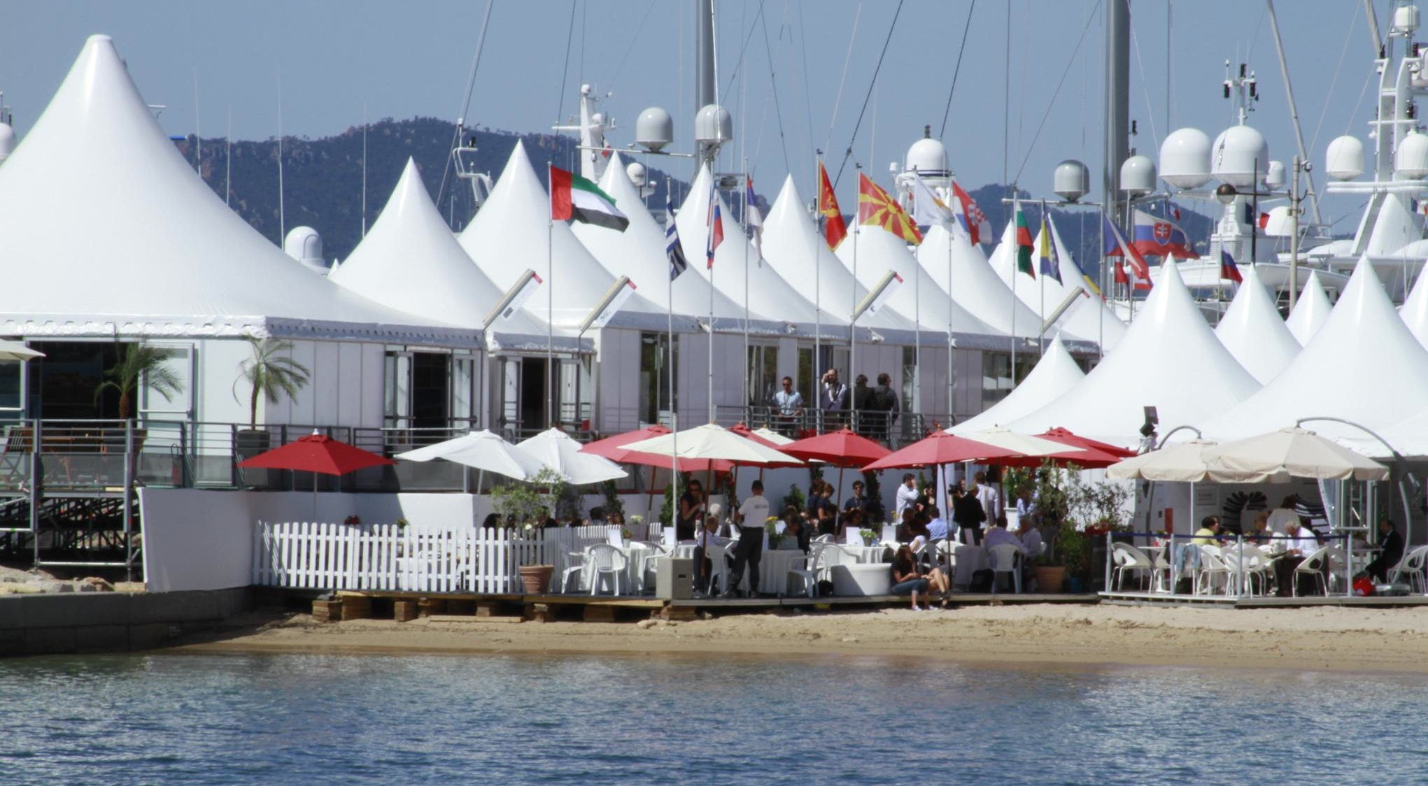 American Pavilion Kicks Off the 65th Annual Cannes Film Festival!